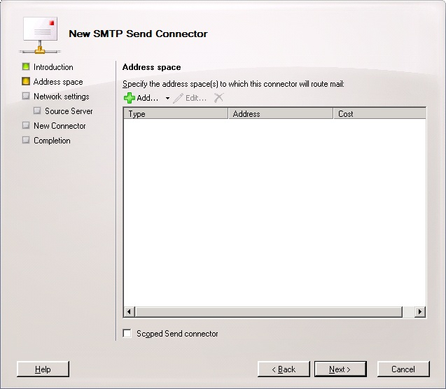SMTP server for Microsoft Exchange - smtp mail server