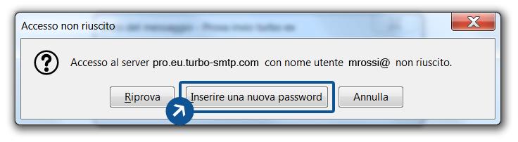 Come configurare il client di posta Mozilla Thunderbird